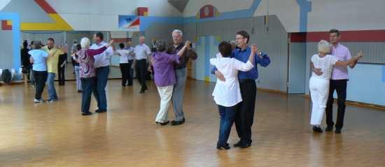 tanz wochenende kurs training