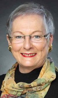 Vorsitzende Margot Kemmler: