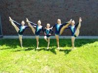 Unsere erfolgreichen Gymnastinnen