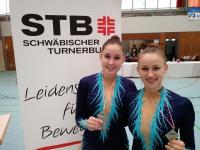 Nicola und Anna-Lena Schubert