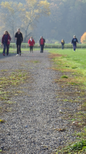 Nordic Walking macht fit