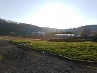 Das Gelände des Sportparks Weil Anfang April