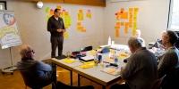 SV 1845-Vorstandschaft trifft sich zum Workshop zur Entwicklung einer zukunftsorientierte Vereinsführung